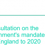 Urgent: Have your say on the NHS Mandate