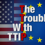 "Diary Date! Film Screening: ""The Trouble with TTIP"" by Sutton Keep Our NHS Public"