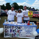 KOSHH raises awareness at the Morden Family Fun Day