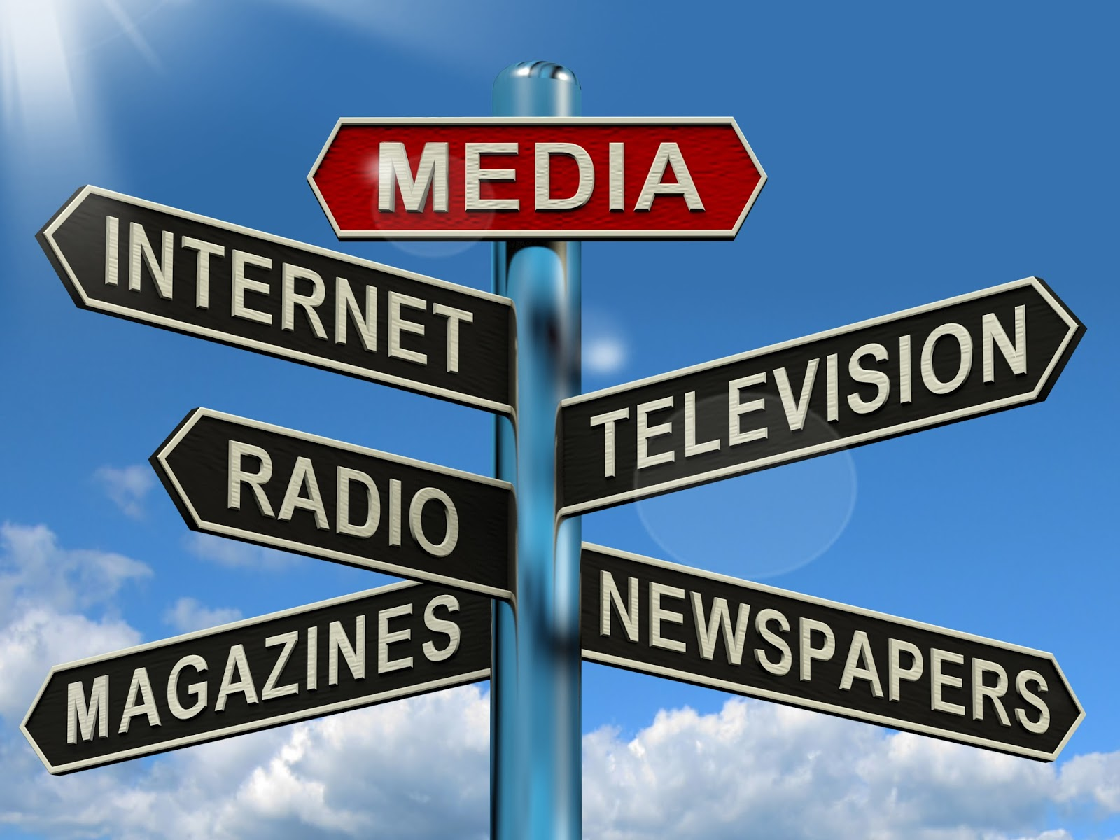 media-signpost-showing-internet-television-newspapers-magazines-and-radio_M1GfCMwO