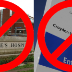Grapevine: St George's and Croydon Hospitals not accepting patients at A&E