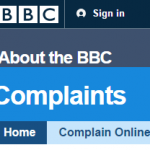 BBC Fails To Report The Hospital Doctors' March Properly