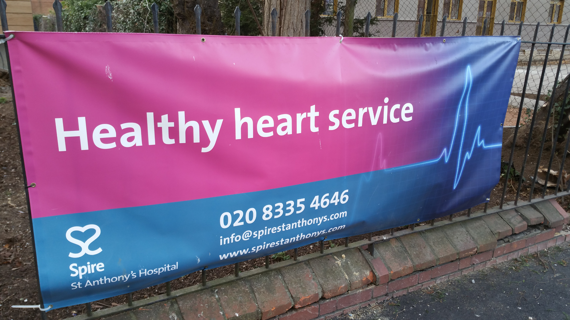 Spire St Anthony's Hospital - Healthy heart service