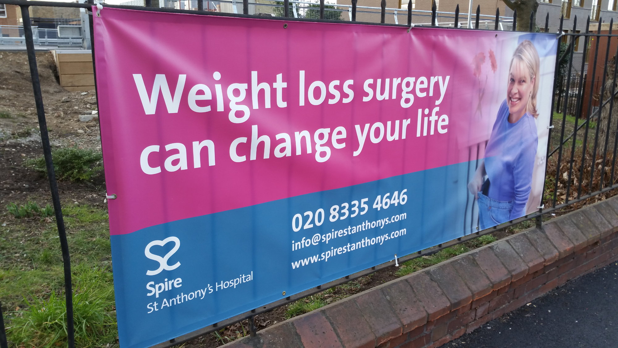 Spire St Anthony's Hospital - Weight loss surgery can change your life