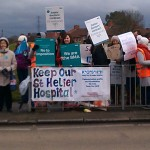 Video: KOSHH Support the junior doctors at strike day #3