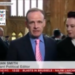 Video: BBC prevented from covering a protest - Again.