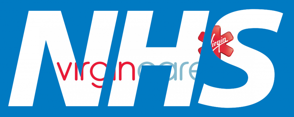Virgin Care hidden behind NHS