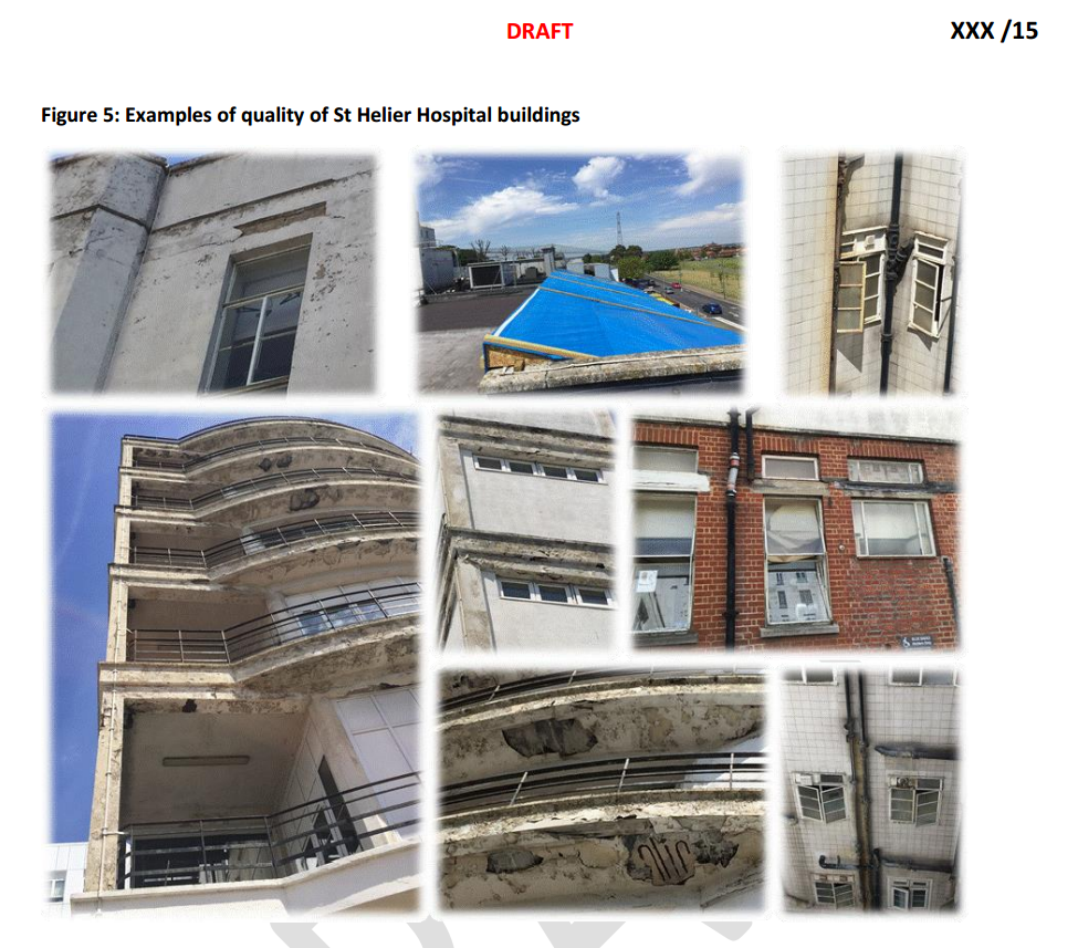 Draft - Page 17 - External photos of St Helier hospital