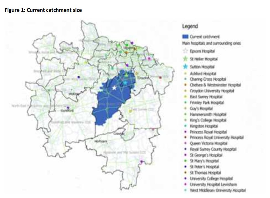 Release - Page 6 - Illegible map of catchment area
